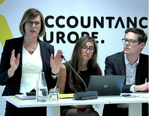 Accountancy Europe: Marleen Willekens professzor - tanulmány az EU Audit Reformjáról és annak hatásairól