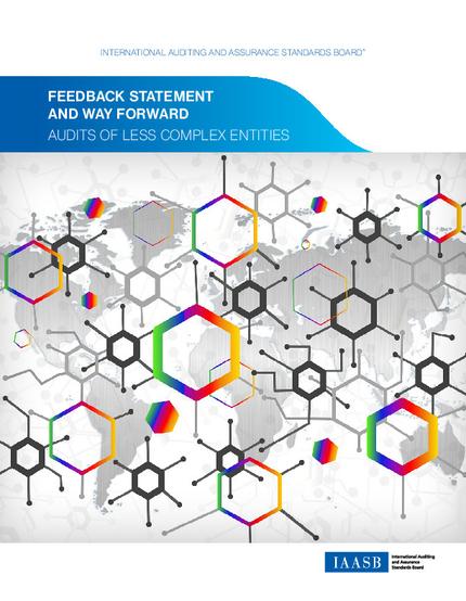 Feedback statement - válasz a KKV-k könyvvizsgálatáról szóló IAASB Vitairatára