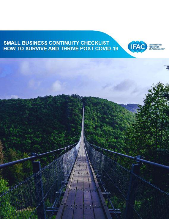 IFAC ellenőrző lista kis és középvállalkozások részére