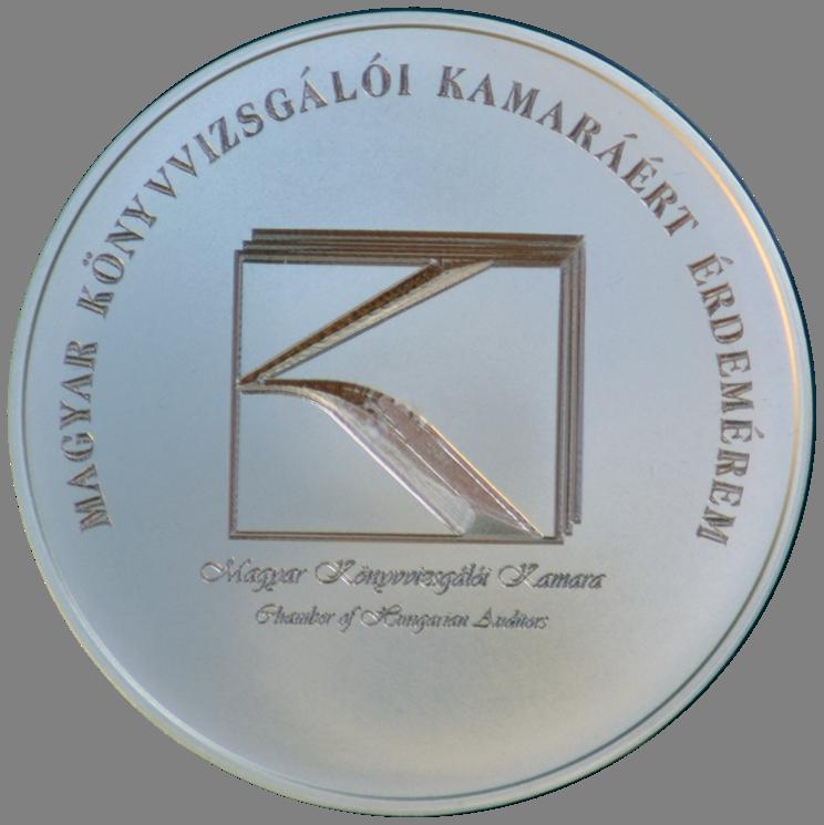 Magyar Könyvvizsgálói Kamaráért Érdemérem