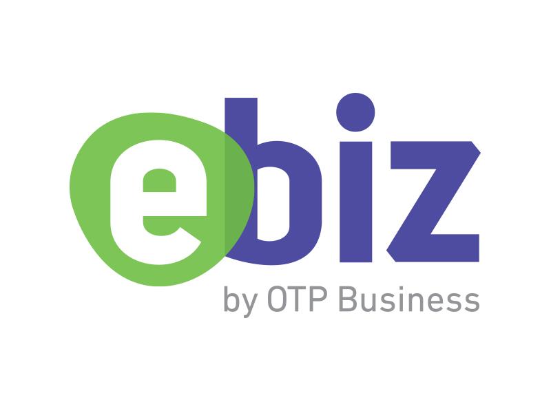Otp eBiz logo - Konferencia Gyémánt fokozatú támogatója