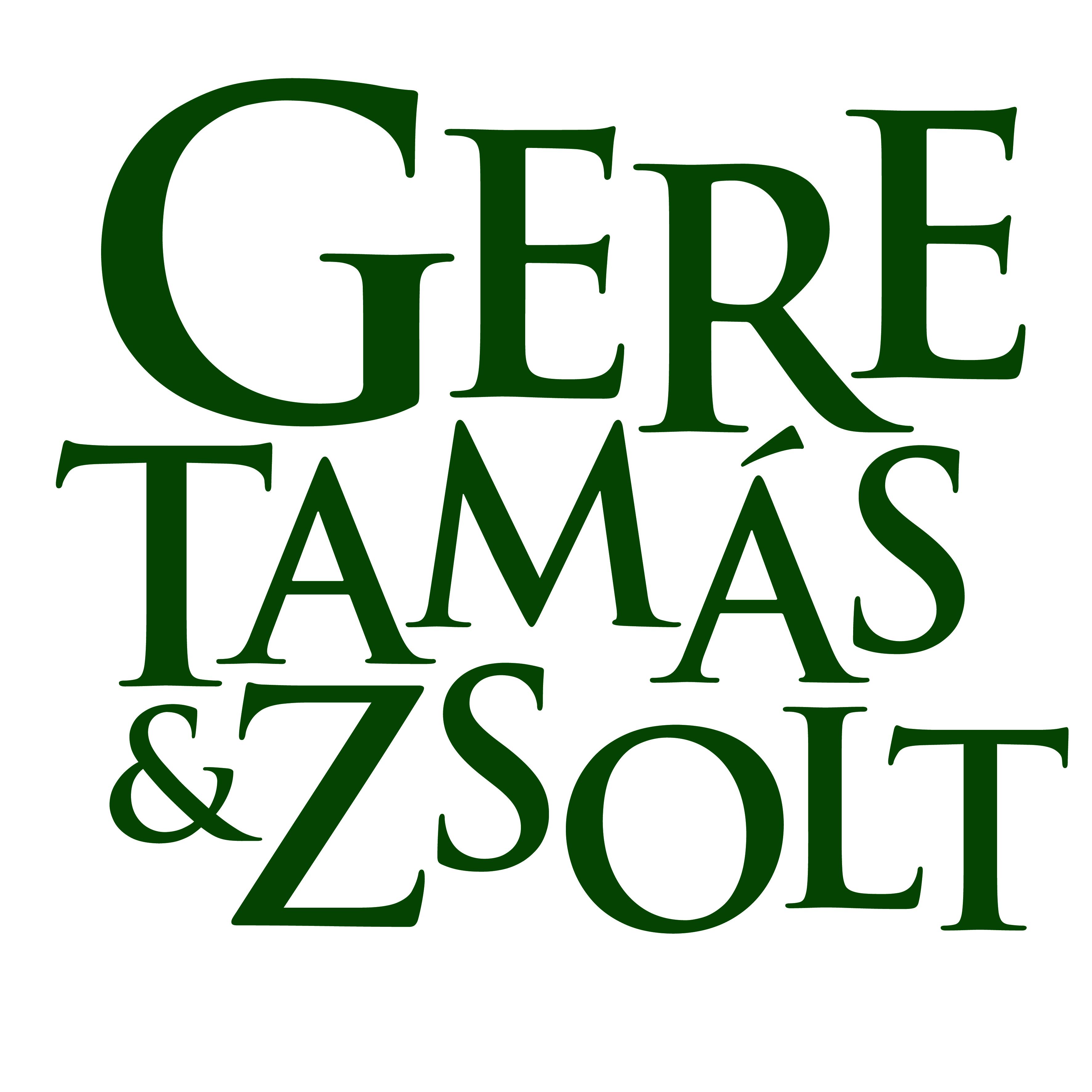 Gerre Pincészet logo - Konferencia támogatója