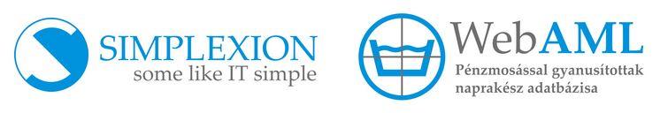 Simplexion logo - Konferencia Arany fokozatú támogatója