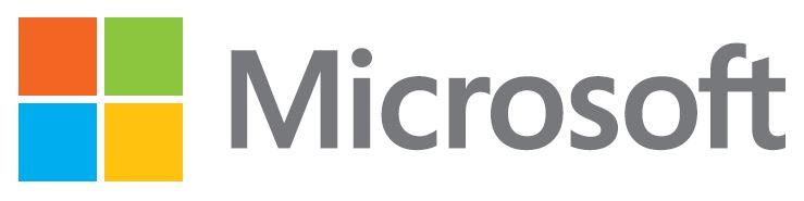 Microsoft logo  - Konferencia támogatója